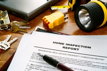 Real Estate Home Inspection Report