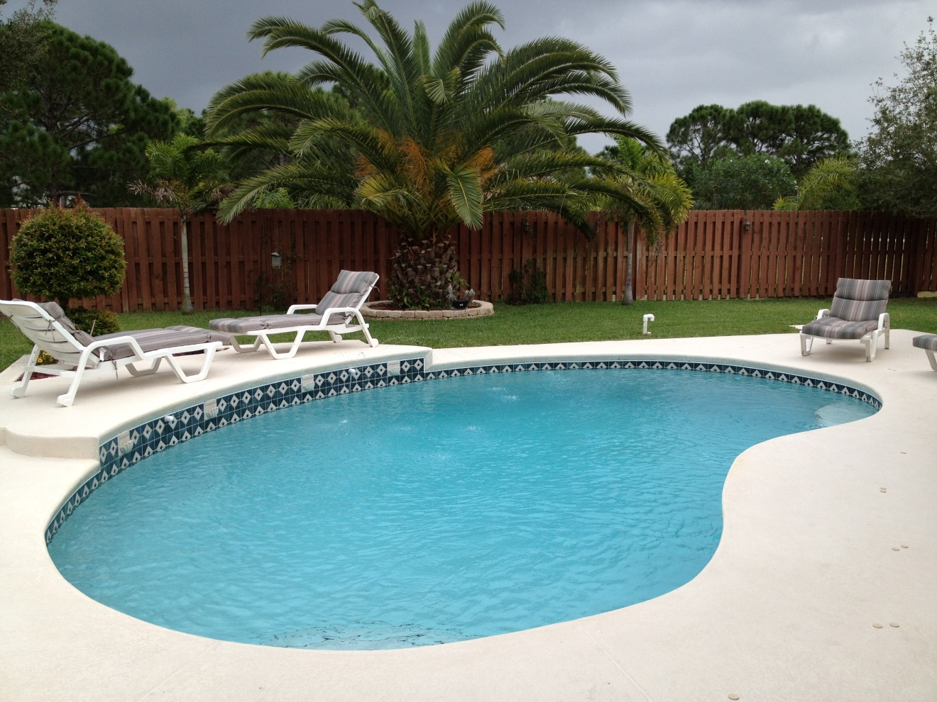 Pool home in St. James